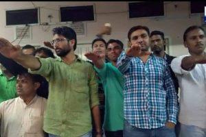 Jignesh Mevani's rally in Delhi despite no police permission