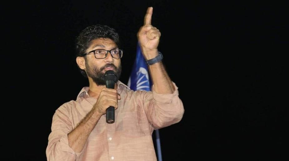 Jignesh Mevani's request for Delhi rally not granted so far: Delhi Police