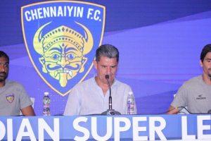 ISL 2017-18: Chennaiyin FC coach John Gregory sets sights on play-offs