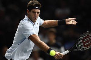 Del Potro eliminates Ferrer at Indian Wells