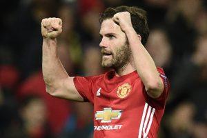 Manchester United midfielder Juan Mata anticipates tough game against Watford