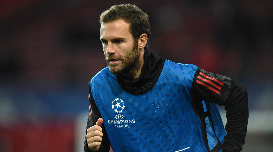 Juan Mata, UEFA Champions League, Premier League, Manchester United F.C.