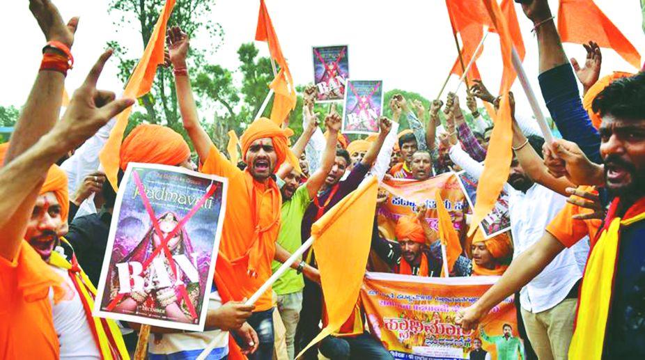Karni Sena, Padmavat, CBFC,