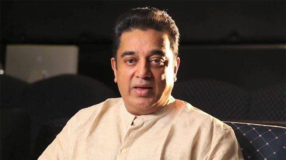 Kamal Hassan, Hindu outfit, Column