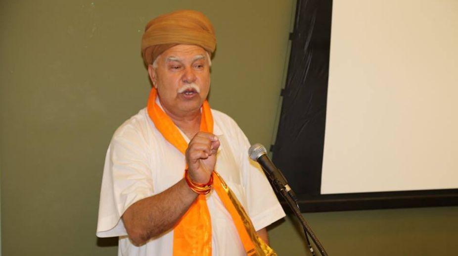 Karni Sena, Padmaavat, Lokendra Singh Kalvi