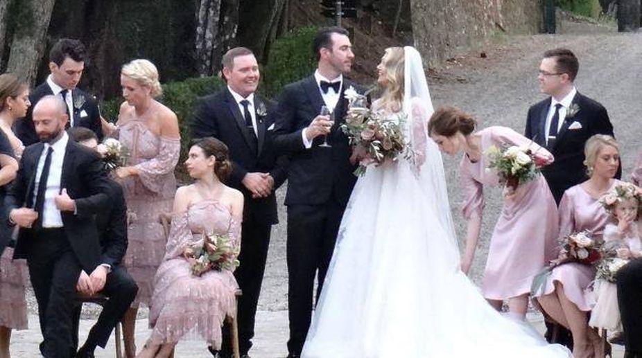 Justin Verlander, Kate Upton, Kate Upton married, Supermodel, baseball player