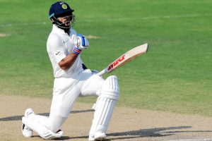 India narrowly miss win as Kolkata Test ends in draw