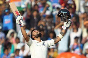 Virat Kohli equals Tendulkar, Sehwag in scoring record double centuries
