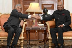 India for a stable, prosperous Sri Lanka: President Kovind