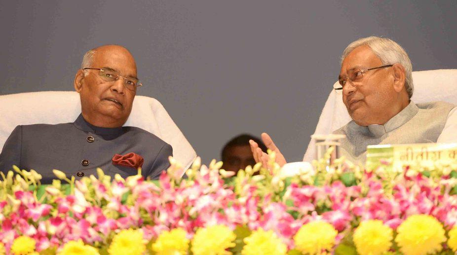 President Ram Nath Kovind, Agriculture Road Map