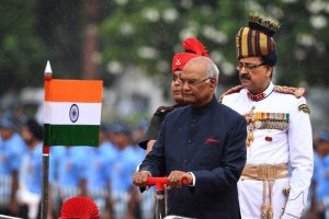 NCC has nurtured Indian youth to become agents of change: Kovind