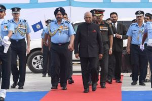Will use all our might to protect India's sovereignty: President Kovind