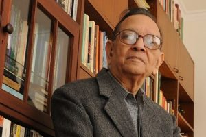 Hindi poet Kunwar Narain passes away