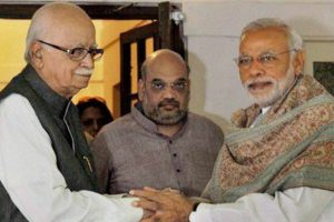 LK Advani turns 90, wishes pour in from across party lines