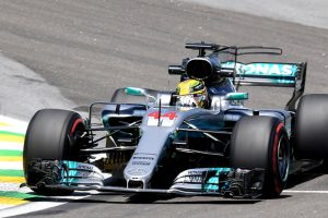 Brazilian GP: Mercedes dominate practice sessions