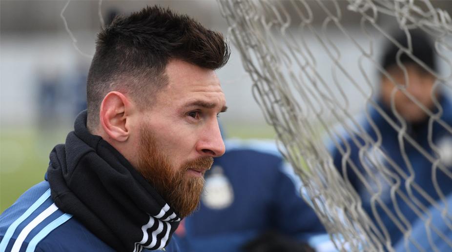 Lionel Messi, Argentina Football,