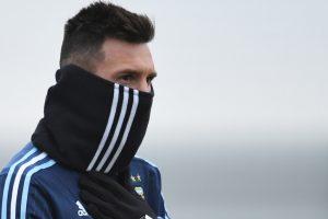Jorge Sampaoli confirms Lionel Messi will miss Argentina-Nigeria tie