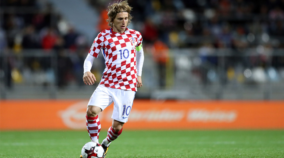 Luka Modric, Croatia Football