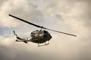 Iraqi military helicopter crashes, 7-member crew killed