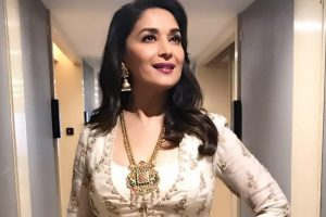 Madhuri Dixit's dance class comes to TV screens