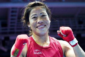 Boxers Mary Kom, Shiva, Sarita storm into semis of India Open