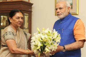 PM Modi wishes former Gujarat CM Anandiben Patel on birthday