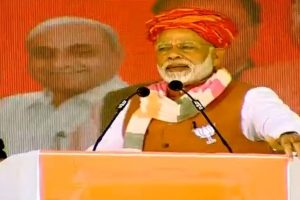 Gujarat is my mother and I am its son: PM Modi