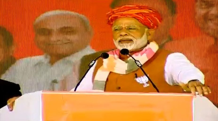 Narendra Modi, Rahul Gandhi, Gujarat elections 2017, PM Modi, Modi gujarat rally