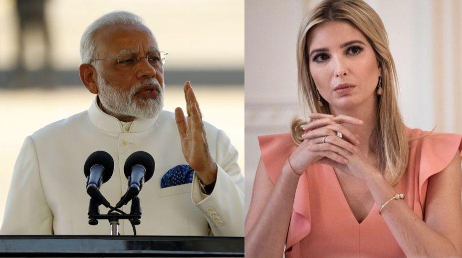 Hyderabad, PM Modi, Ivanka Trump, Donald Trump daughter