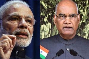 President Kovind, PM Modi wish nation on Guru Nanak Jayanti