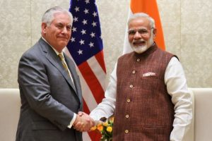 Tillerson in South Asia