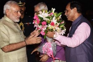 Vijay Rupani to be sworn in as Gujarat CM in the presence of Modi, Shah