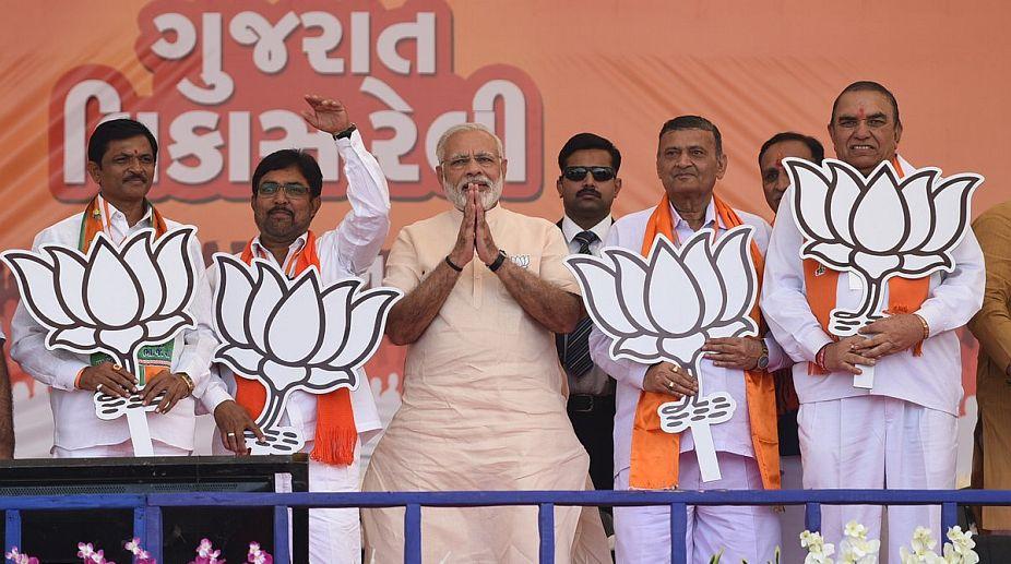 PM Modi, Narendra Modi, Gujarat, Gujarat elections 2017