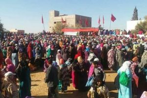 15 killed in stampede amid food aid distribution in Morocco