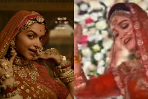 Mulayam's daughter-in-law dances into Padmavati controversy