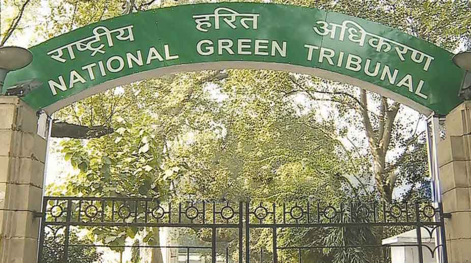 National Green Tribunal, Waste dumping, Noida City park
