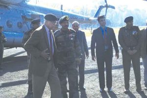 J&K Governor NN Vohra visits LoC villages