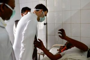 NTPC tragedy: Ten patients airlifted to Safdarjung hospital