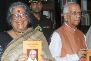 Nabaneeta Dev Sen presented Big Little Book Award