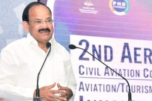 India to become world's 3rd largest aviation market: Naidu