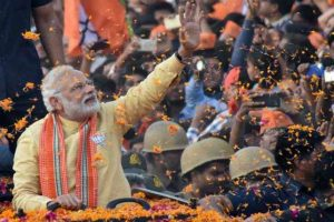 Vrindavan widows to gift 'gulaal' to PM Modi on Holi