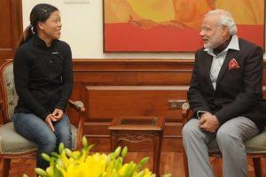 PM Narendra Modi lauds Asian Boxing Champion Mary Kom