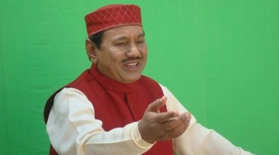 folk singer, Narendra Singh Negi, BJP government, Uttarakhand Government