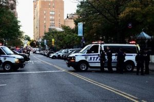 Terror attack near 9/11 site in New York kills 8