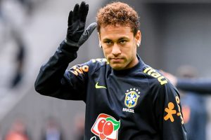 Neymar neurosis clouds Brazil's Wembley trip