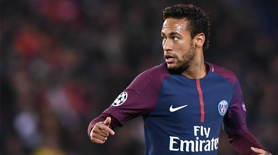 Neymar, UEFA Champions League, Paris Saint-Germain F.C.
