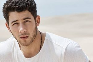 Nick Jonas' 'bloody' date in Australia