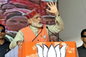 PM Modi calls for voting out Congress to end 'mafia raj' from Himachal