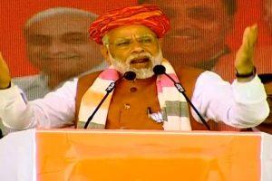 Gujarat elections 2017: Congress dislikes me because of my poor origins, says PM Modi