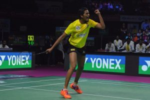 Ace shuttler PV Sindhu enters final of Hong Kong Open